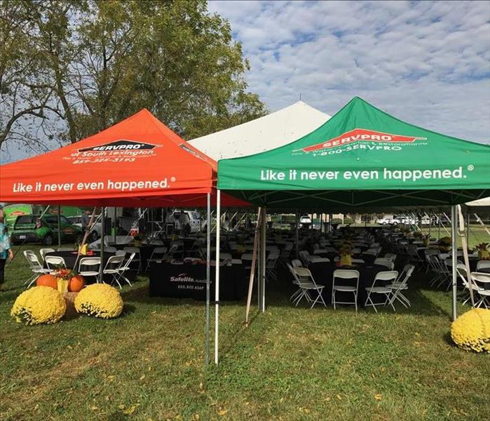 Why SERVPRO Customer Appreciation Party at Keeneland