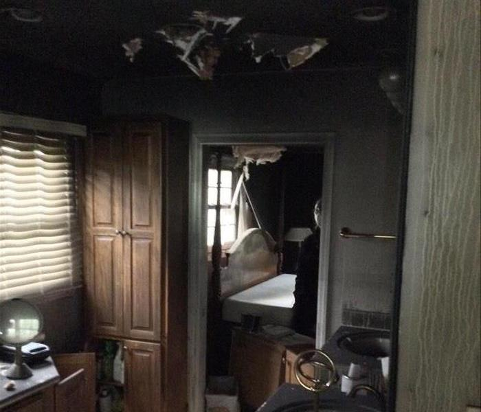 Why SERVPRO SERVPRO tackles local fire