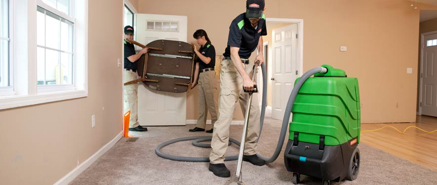 Frankfort, KY residential restoration cleaning